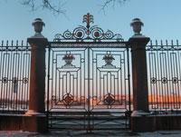 Ворота Летнего сада